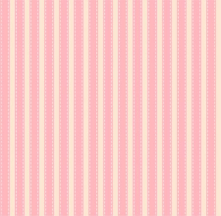 Striped pink seamless texture