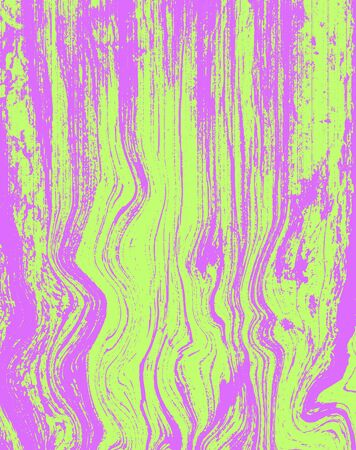 Acid colors green and purple textured background noisy
