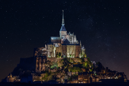 abbey: The Mont Saint-Michel Editorial