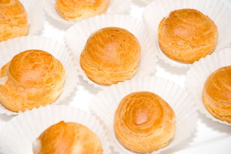 creampuff: Background from eclairs