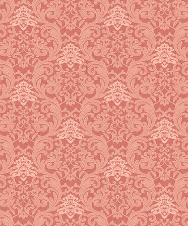 claret: Decorative claret renaissance background Stock Photo