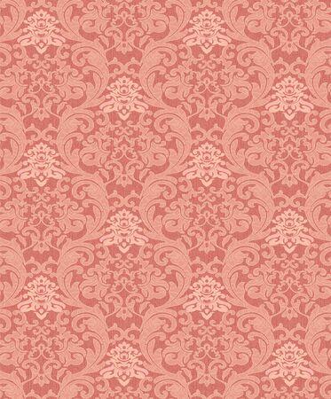 claret: Decorative claret renaissance background Stock Photo