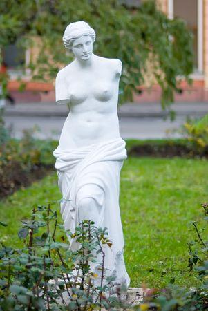afrodita: aphrodite de MELOS (Venus de Milo) estatua