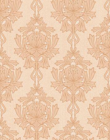 venetian victorian: background with beige damask