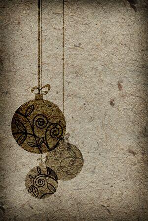 cartoline vittoriane: sfondo Natale con il posto per il testo  Archivio Fotografico