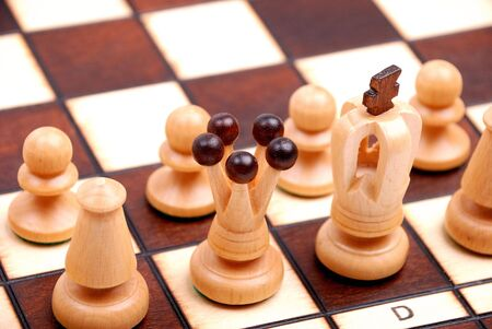chess game Stock Photo - 6410239