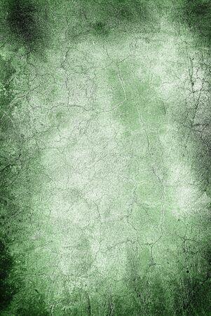 Grunge wall with cracks Фото со стока