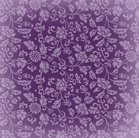 Decorative fabric flower background Stock Photo - 6911599