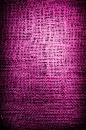 Fragment of rough violet textile background Stock Photo - 7185289