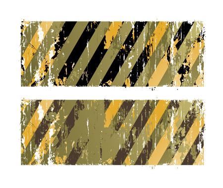war paint:  notan seccionado fondos