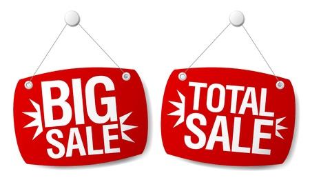 totales: Conjunto de signos de venta total.