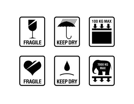 verpakkingssymbolen