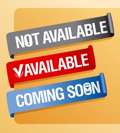 soon: Beschikbaar, binnenkort linten voor online markt.