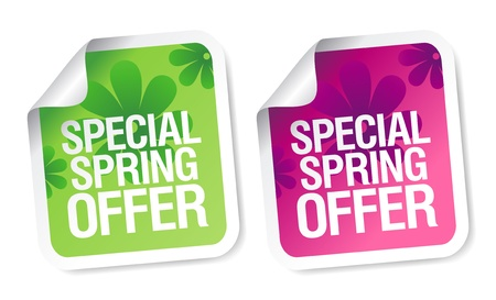 special: Special winter offer stickers set.