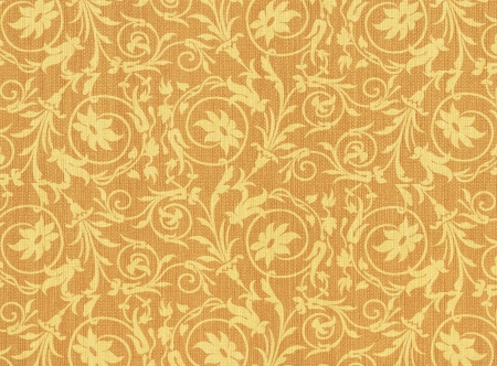 textile background with floral ornament photo