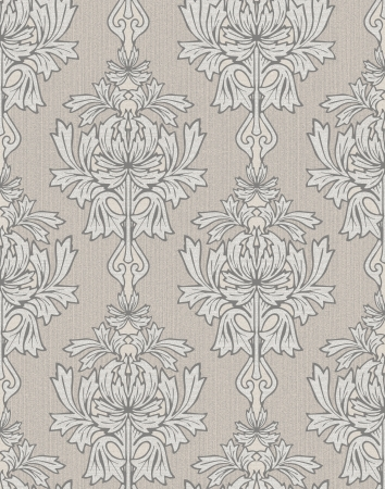 Beige damask background photo