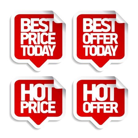 Najlepsze gorące oferty dymki ustawić. Ilustracja