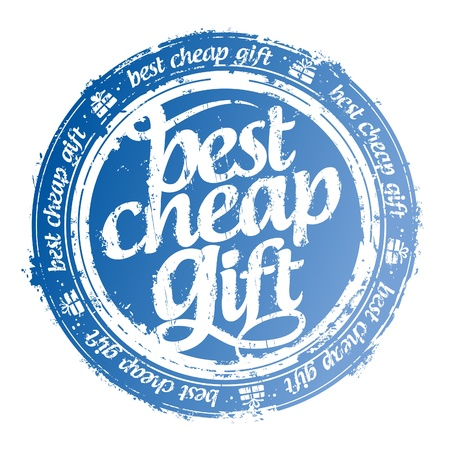 Best cheap gift rubber stamp