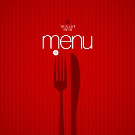 Restaurant Menu Card Design template. Stock Vector - 17198765