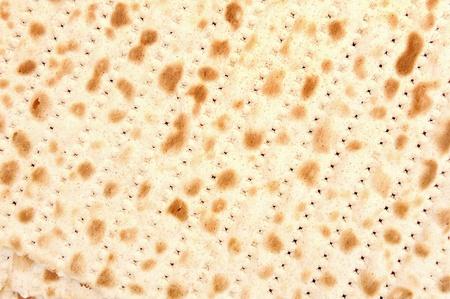 Background of matza, Jewish Passover. Stock Photo - 18004592