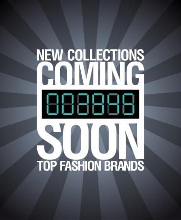 soon: Nieuwe collecties, binnenkort design template.