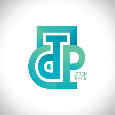 letter t: Abstract D and P letters , or C T P letters.