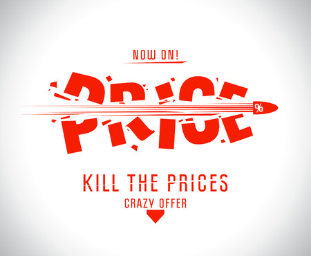 Kill the prices design template