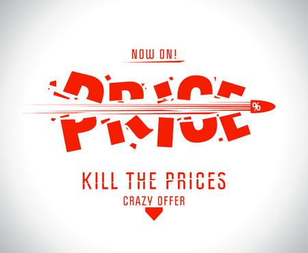 Kill the prices design template