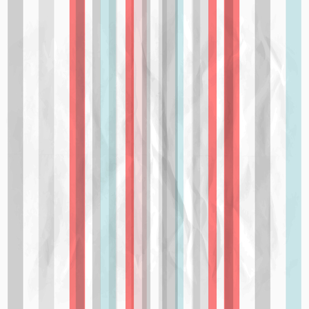 Light retro striped pattern. Eps10 Illustration
