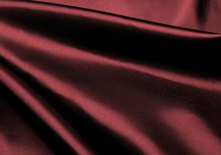 Luxury maroon silk background. Stock fotó
