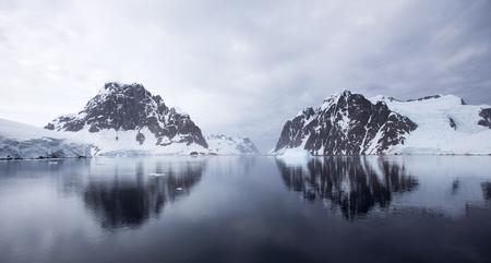Antarctic Landscape - Lemaire Channel