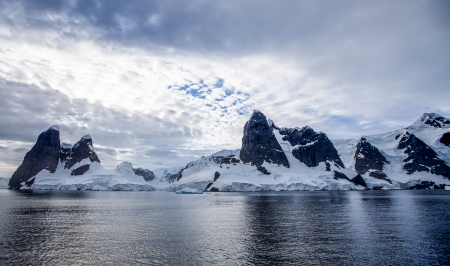 Antarctic Landscape photo