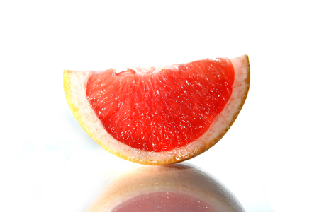 piece of grapefruit Stock Photo - 1492164