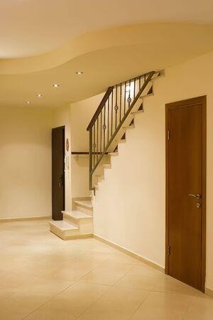 home anteroom Stock Photo