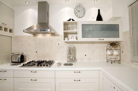 Kitchen the modern design