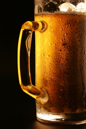 The cold beer Stock Photo - 1686661