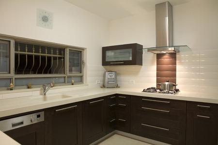 daily room: cucina moderna dettagli