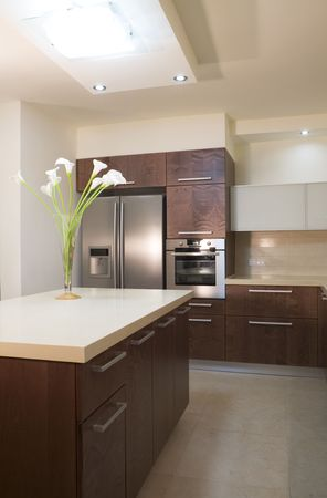 Die neue Küche Zimmer