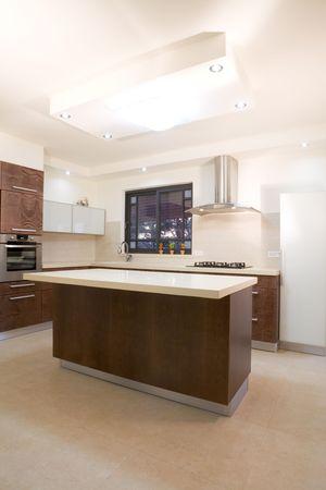 kitchen room modern design/luxury kitchen Stock Photo - 2614005