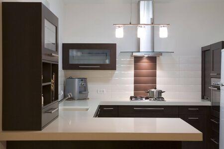 azulejos cocina: cocina sala de dise�o moderno y de lujo de cocina