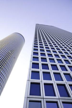 azrieli tower: Modern office building, Azrieli tower, Tel-Aviv, Israel