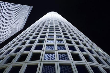 azrieli tower: Skyscrapers, Tel-Aviv, Israel