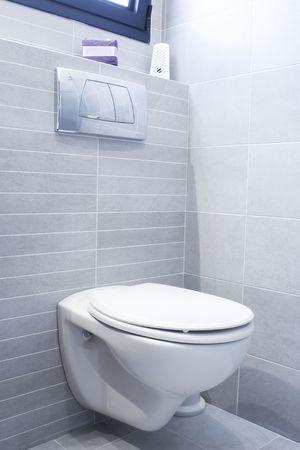 Toaleta w domu Zdjęcie Seryjne