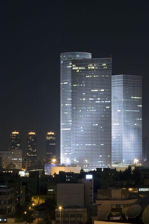 azrieli tower: Azrieli tower, Tel Aviv, Israel