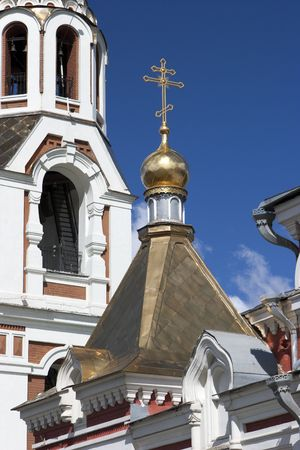 The Church of St. Barbara in Kazan (Tatarstan, the Russian Federation photo