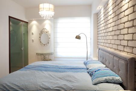 Modern luxury  bedroom  /  Hotel Room Stock Photo - 8004212