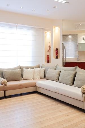 Luxury living room Stock Photo - 8311720