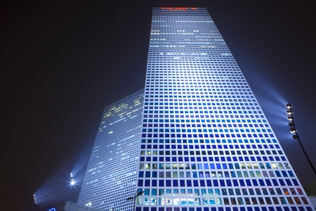Corporate building - Business Towers in Tel Aviv