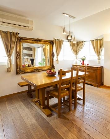 Classic Dining Room Stock Photo - 14447232