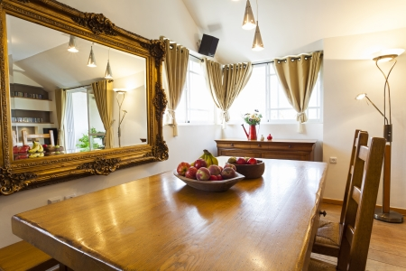 Classic Dining Room Stock Photo - 14447321